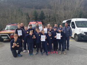 Tekmovanje mladine v kvizu GZ Goriške